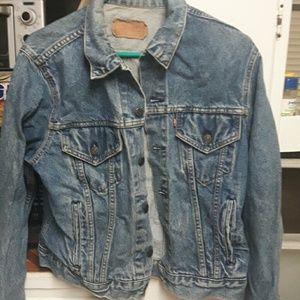 Vintage Levis Jacket, EUC very rare find!